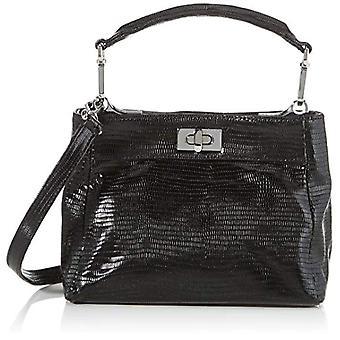 Unisa UnisaZduma_btj Women's Shoulder BagBlack (Black) 20x16x10 centimeters (B x H x T)