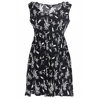 Banned Apparel Cheeky Cat Dress
