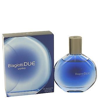 Przez Laura Biagiotti Eau De Toilette Spray 1,6 uncji/50 ml (mężczyźni)