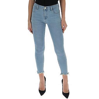 J Brand Jb001491aj48715 Dames's Light Blue Cotton Jeans