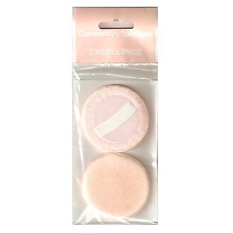 Gąbki kosmetyczne Powder Puff doskonałości
