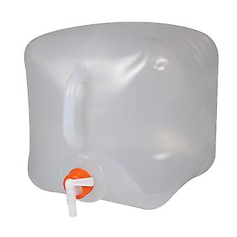 Regatta 20 Litre Foldable Water Carrier - White