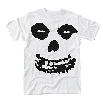 The Misfits All Over Skull Face Officiel Tee T-Shirt Mens Unisex