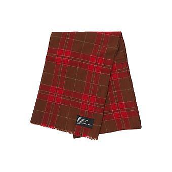 Zucca Zu99ad23121 Women's Red Wool Scarf