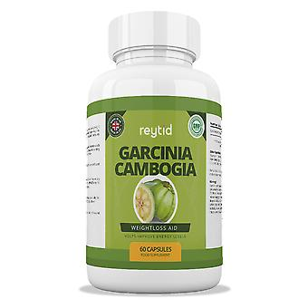 PURE Garcinia Cambogia | STRONGEST STRENGTH NO FILLERS | 1 MONTH SUPPLY ULTRA STRENGTH DIET PILLS | FDA APPROVED & CERTIFIED | 60 VEGGIE CAPSULES | PREMIUM WEIGHT LOSS SUPPLEMENT APPETITE SUPPRESSANT
