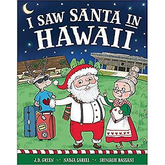 I Saw Santa in Hawaii (I Saw Santa)