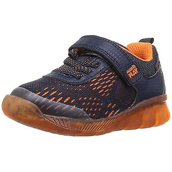 Kids Stride Rite Boys Made 2 Play Lighted Neo Low Top