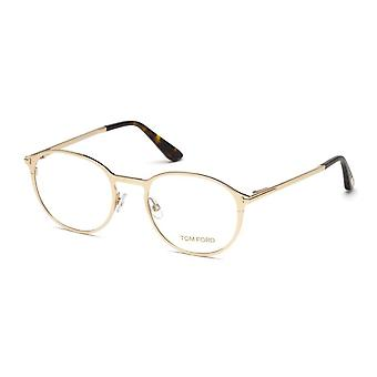 Occhiali d'oro Tom Ford Ford TF5476 28E Brillanti Rosa