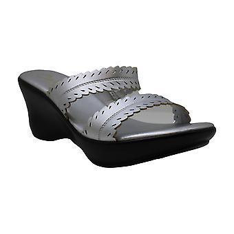 Callisto Womens Open Toe Casual Slide Sandals