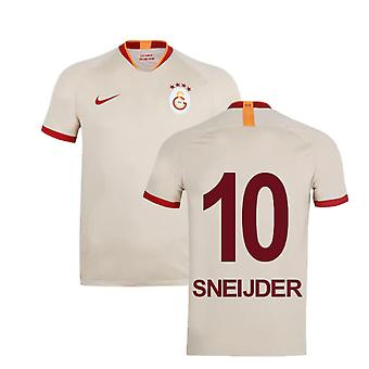 2019-2020 Galatasaray Away Shirt (Sneijder 10)