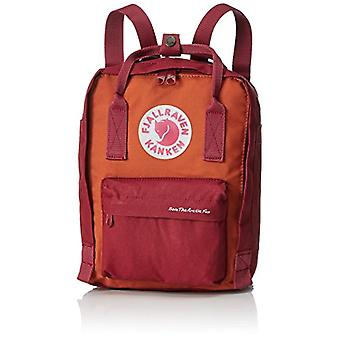 FJALLRAVEN Save The Arctic Fox K nken Mini - Unisex-Adult Backpack - Red (Ox Red) - 24x36x45 Centimeters (W x H x L)