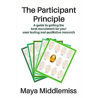The Participant Principle by Middlemiss & Maya