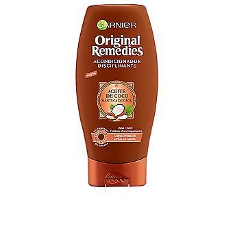 Garnier Original Heilmittel Acondicionador Aceite Coco Y Kakao 300 Ml für Frauen