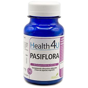 Health 4U Passionflower 60 Tablets of 500mg
