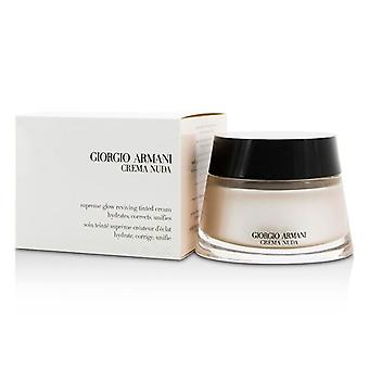Giorgio Armani Crema Nuda Supreme Glow Reviving Tinted Cream - # 03 Fair Glow - 50ml/1.69oz