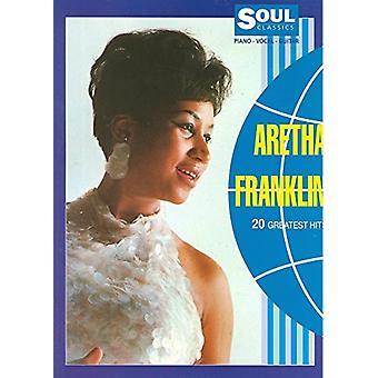 Aretha Franklin 20 Greatest Hits by Aretha Franklin - 9781859090626 B
