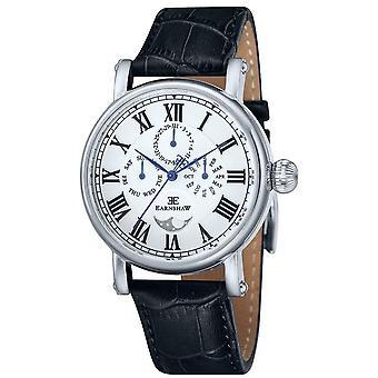 Thomas Earnshaw Le Maskelyne Watch - Blanc / Noir