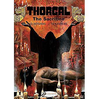 Thorgal Vol. 21 - The Sacrifice by Van Hamme - 9781849184267 Book
