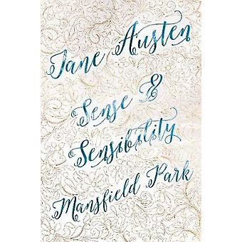 Jane Austen Deluxe Edition Sense  Sensibility Mansfield Park by Austen & Jane