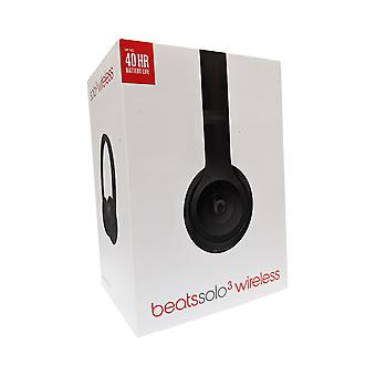 Original Apple Beats Solo3 Wireless On-Ear Headphones -  Gloss Black