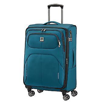 Titan Nonstop Trolley M, 4 wielen, 68 cm, 74 L, Blauw