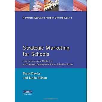 Strategisk markedsføring for skoler: Hvordan harmonisere markedsføring og strategisk utvikling for en effektiv skole
