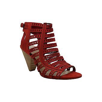 Vince Camuto Womens Evialina tecido peep toe casual Espadrille sandálias