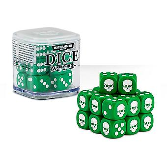 Warhammer 40K - Warhammer Dice - 20 dice - green