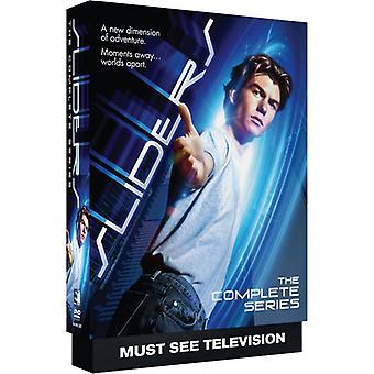 Sliders: Complete Series [DVD] USA import