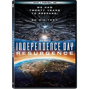 Giorno di indipendenza: Importazione di rinascita [DVD] Stati Uniti d'America