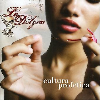 Cultura Profetica - La Dulzura [CD] USA import
