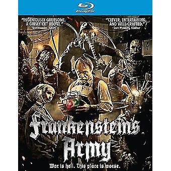 Frankenstein's Army [BLU-RAY] USA import