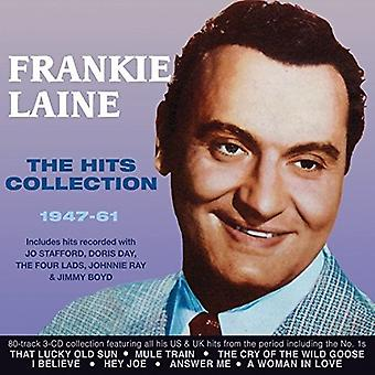 Frankie Laine - Laine Frankie-Hits Collection 1947-61 [CD] USA importare