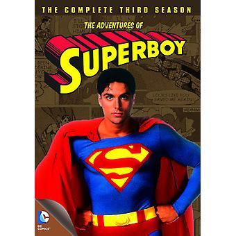Superboy: Complete Third Season [DVD] USA import