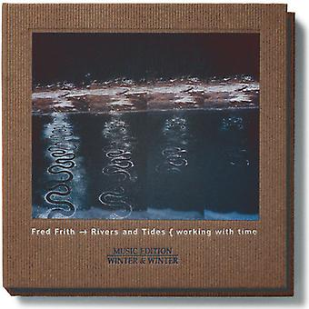 Fred Frith - Rivers and Tides (Working with Time) [CD] USA import