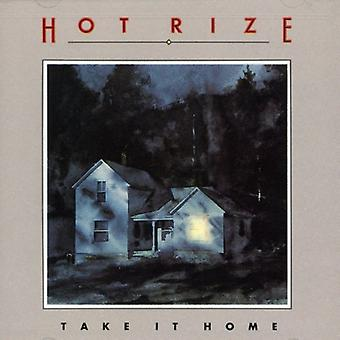 Hot Rize - Take It Home [CD] USA import