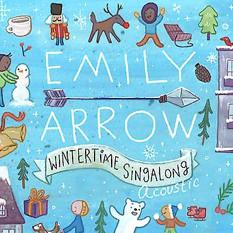 Arrow*Emily - Wintertime Singalong [CD] USA import