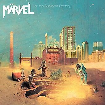 Marvel - At the Sunshine Factory [CD] USA import