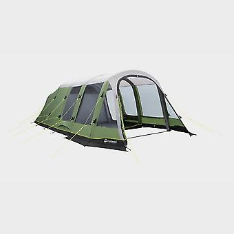 Outwell Woodburg 6A Inflatable Family Tent Green