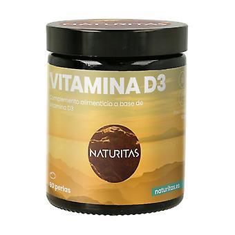 Vitamine D3 4000 UI 90 perles