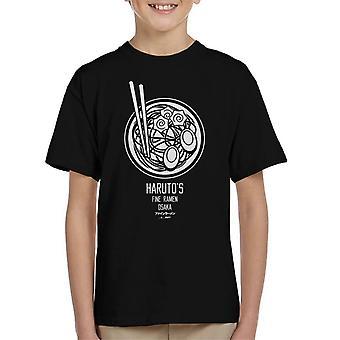 The Ramen Clothing Company Harutos Fine Ramen Bowl Kid's T-Shirt
