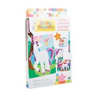 Sticky Mosaics Travel Pack Unicorn