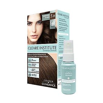 Color Clinuance 5.0 Hair Color Light Brown Delicate Hair 1 unit