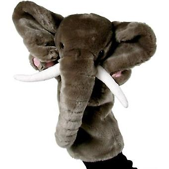 The Puppet Company Long Sleeve Glove Puppet Elephant