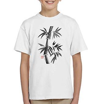 Subtle Bamboo Kid's T-Shirt