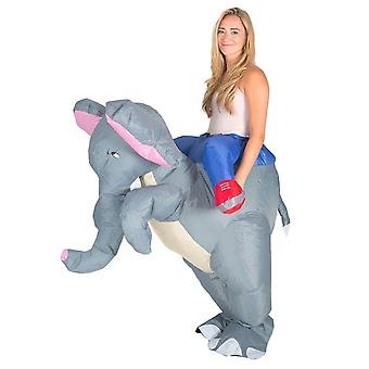 Inflatable Adults Elephant Halloween Costume One Size Fits All