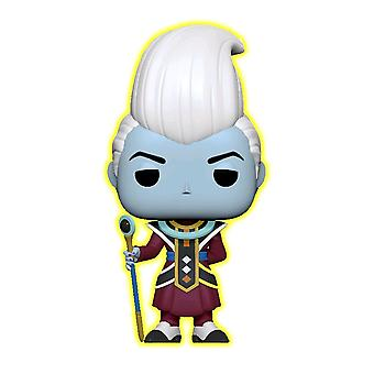 Dragon Ball Super Whis Glow US Exclusive Pop! Vinyl