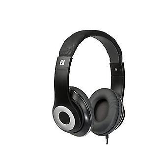 Verbatim Stereo Headphone Classic Black