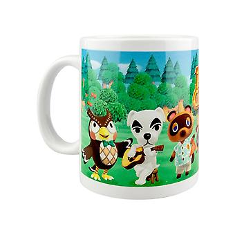 Animal Crossing, Becher - Lineup