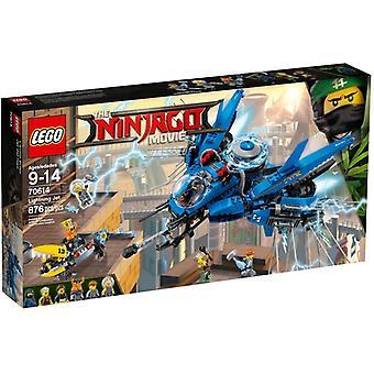 LEGO 70614 Bliksemstraal Хантер